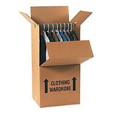 Office Depot Moving box
