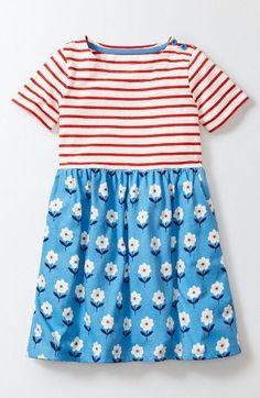 c4a8e5e3029a Mini Boden Mixed Print Dress (Toddler Girls