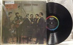Sonny James ~ Need You LP