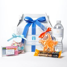 Welcome bags by newlywish.com