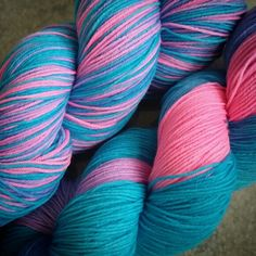 Sneak peek of some of the new yarn bring released on 8/15...   www.knitmona.etsy.com
