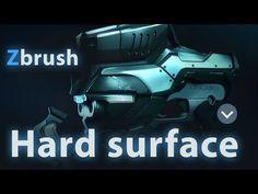 Zbrush Hard surface