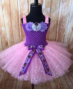 Doc McStuffins Tutu Dress