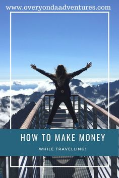 Its the ultimate dream. Make money on the road. We may have come up with some answers for you. But its not a get rich quick scheme! Get Rich Quick Schemes, Big Money, Home Jobs, How To Get Rich, Cayman Islands, Earn Money Online, Where To Go, Making Ideas, Adventure Travel