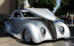 """1937 Ford Coupe """"The Silver Bullet"""""""