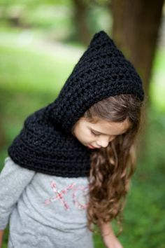 ae09b00cf2c Black Friday Sale Crochet Cowl Pattern Pixie par SimplyMadeByErin Cowl