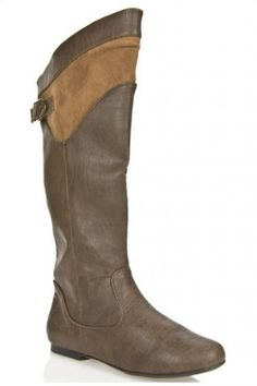 I just want to spend fall in boots! Love these but not a fan of the company....their shipping SUCKS.