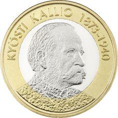 Suomen Presidentit - Kyösti Kallio, proof