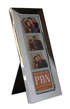 Shiny Silver Designer Metal Photo Booth Frame - Chrome (1) Photo Booth Nook http://smile.amazon.com/dp/B01150G796/ref=cm_sw_r_pi_dp_Fv-Ovb1MW5Q6V