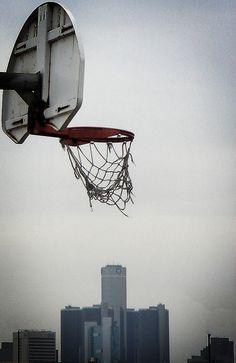 Detroit hoops by Kenji Gunderson, via Flickr