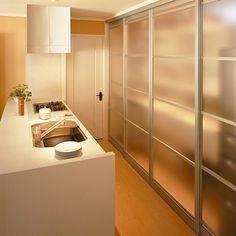 キッチンの収納                                                                                                                                                                                 もっと見る Japanese Home Decor, Japanese Interior, Japanese House, Home Room Design, Home Interior Design, House Design, Kitchen Interior, Kitchen Design, Muji Home