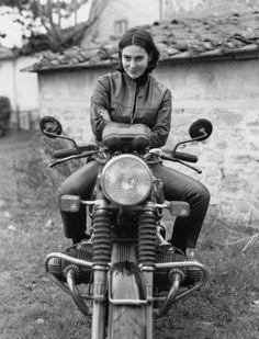 globalwomenwhoride:  An interview with Italian motorcyclist Marina Cianferoni:http://www.globalwomenwhoride.com/2014/03/marina-cianferoni-2/