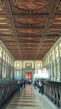 Laurentian Library (Florence, Italy): Top Tips Before You Go - TripAdvisor