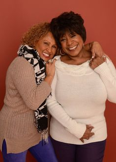 Merry Clayton and Darlene Love at event of Twenty Feet from Stardom
