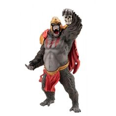 Gorilla Grodd is a hyper-intelligent telepathic gorilla able to control the minds of others. He was an average ape until an alien spacecraft (retconned from a radioactive meteor, which also empowered...