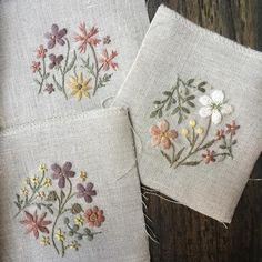 new brazilian embroidery patterns Brazilian Embroidery Stitches, Hand Embroidery Videos, Embroidery Flowers Pattern, Japanese Embroidery, Hand Embroidery Stitches, Hand Embroidery Designs, Embroidery Kits, Cross Stitch Embroidery, Crewel Embroidery