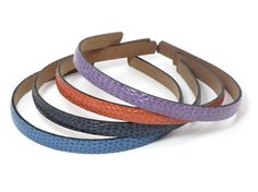 Colorful Krokoprints Headbands - Fun, Colorful and Gorgeous! @JustHairClips.com