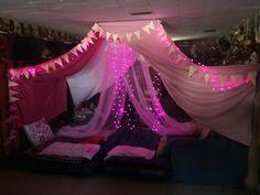 Indoor Tent Sleepover Slumber Party Living Room Tent