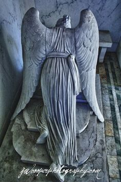 New Orleans Cemetery Angel Statue Cemetery Angels, Cemetery Art, Angels Among Us, Angels And Demons, New Orleans Cemeteries, Angel Statues, The Grim, Grim Reaper, Faeries