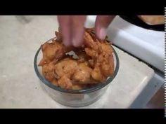onion pakoda |onion pakora|eerulli bajji|kanda bhaji|onion bhaji|HOW TO MAKE CRISPY ONION FRITTERS - YouTube