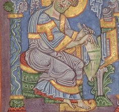 Scribe with column