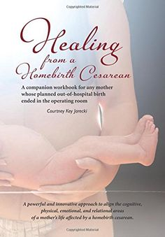 Healing from a Homebirth Cesarean: A companion workbook for any mother whose planned out-of-hospital birth ended in the operating room Morning Sickness Remedies, Pregnancy Books, Hospital Birth, Midwifery, Pregnancy Workout, Getting Pregnant, Health Care, Healing, How To Plan