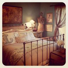 Tiffany blue room by stacycakes