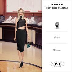 Covet Fashion . Summer 2017 . Shop for Goldware
