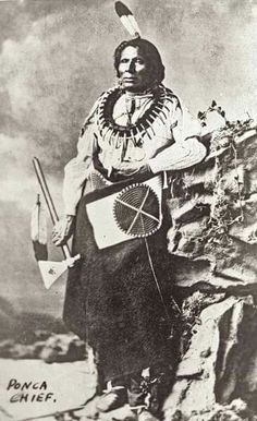 Ponca Chief Standing Bear recognized as one of the best leaders of his time. North American Tribes, Native American Actors, Native American Proverb, Native American Warrior, Native American Photos, Native American History, American Pride, Native American Indians, Native Indian
