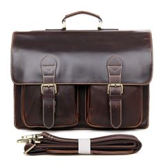 139.18$  Know more - http://ailey.worlditems.win/all/product.php?id=32781632950 - J.M.D Rare Vintage Cow Leather Laptop Bag For Man Briefcases Men's Dispatch Messenger Bag 7105Q