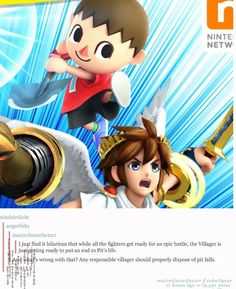 NO DON'T YOU DARE KILL PIT OR I WILL KILL YOU >:( jk but DO NOT KILL PIT ^^^ Villager! That kills people!!!