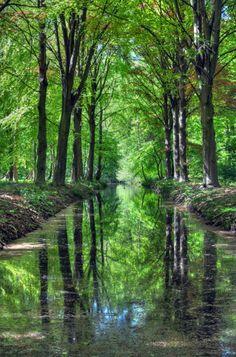 Imagine walking along here