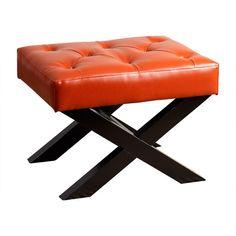 Abbyson Living Leather Bench Ottoman - http://delanico.com/ottomans/abbyson-living-leather-bench-ottoman-598179009/