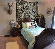 Elephant themed room