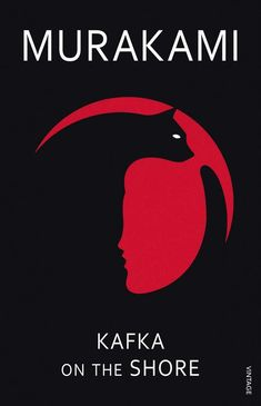 Juxtapoz Magazine - Haruki Murakami Book Covers by Noma Bar Book Cover Art, Book Cover Design, Book Design, Japanese Novels, Japanese Literature, Haruki Murakami Books, Noma Bar, Kafka On The Shore, Magazin Design