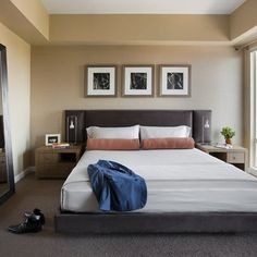 Men's Bedroom Makeover Design, Pictures, Remodel, Decor and Ideas - page 2