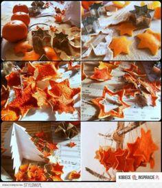 Kerstversiering ( van mandarijnen ).... Prachtige kerst decoraties voor uw huis of voor een kerstboom. Ga naar de bron ... ...en klik op bovenste balk Festas ... Feest en dan rolen naar benede en dan klik je op Natal ... kerst