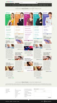 Antikoncepce.cz #webdesign Web Design, Shopping, Grief, Design Web, Website Designs, Site Design