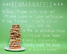 Wafels by Mme Zsazsa, via Flickr