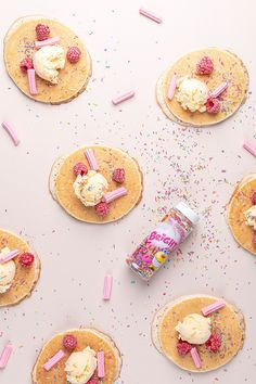 Sunday pancakes! 😋 For an extra bit of sweetness, add a sprinkle of Dollar Sweets Brights on your pancakes 🌈 available at Woolworths . . #Dollarsweets #pancakeday #brightsprinkles #woolworths Pancake Day, Confectionery, Sprinkles, Pancakes, Cake Decorating, Easy Meals, Sunday, Sweets, Eat