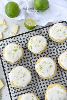 Lime White Chocolate