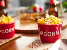 Cheese and Caramel Popcorn Recipe | Valerie Bertinelli | Food Network