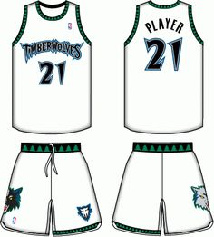 f92077746 Minnesota Timberwolves Home Logo on Chris Creamer s Sports Logos Page -  SportsLogos. A virtual museum of sports logos