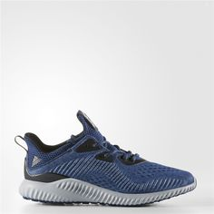 best sneakers f5a0e 6abf6 Adidas alphabounce Engineered Mesh Shoes (Collegiate Navy) Adidas Men, Nike  Men, Black