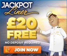 £20 welcome bonus. No deposit required