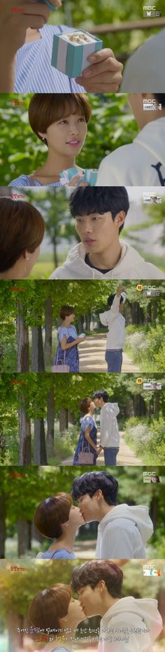 [Spoiler] 'Lucky Romance' It's happy ending: Hwang Jeong-eum and Ryu Jun-yeol believe in love instead of superstition @ HanCinema :: The Korean Movie and Drama Database