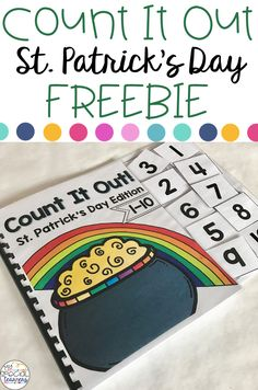 This adorable and interactive set of count it out books is the perfect way to practice counting sets of 1-10 and 11-20 with your special learners!