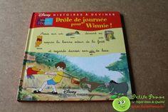 Disney - Histoires à deviner - Drôle de journée pour Winnie ! - Disney Hachette Editions - 20x20 cms