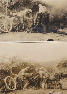 Deutsche Truppen,WERFER,Piave,german army,mortar,piave front,italy,Portrait,WWI