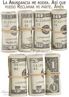 Afirma: Tengo Potencial y talento para atraer el Dinero...sigue http://katiuskagoldcheidt.com/vivo-rico-y-prospero